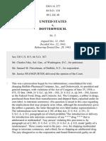 United States v. Dotterweich, 320 U.S. 277 (1943)