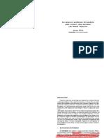 1 Bolivar a. 2007 Los Primeros Problemas Del Analisis