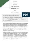 United States v. Williams, 341 U.S. 70 (1951)