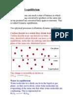 JB CI 7.1 Chemical Equilibrium