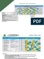 Jadwal Pembagian Area Kerja2015