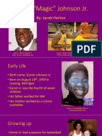 magic johnson project revised
