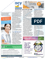 Pharmacy Daily for Fri 29 Apr 2016 - Blackmores record profit, Nurofen label $1.7m fine, China vax-track plan, Events Calendar and much more