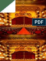 Caracteristicas Del Teatro