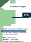 JB WM4 Instrumental Analysis