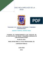 Universidad Inca Garcilazo de La Vega