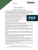 28/04/16 Sin quejas ciudadanas Nuevo Sistema de Justicia Penal en Sonora -C.0416108