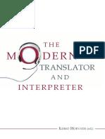 Horvath the Modern Translator