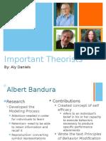 theorist powerpoint