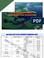Ekosistem Payau Dan Laut