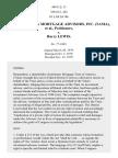Transamerica Mortgage Advisors, Inc. v. Lewis, 444 U.S. 11 (1979)