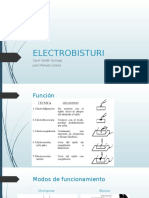 Electro Bisturi