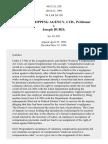 Pallas Shipping Agency, Ltd. v. Duris, 461 U.S. 529 (1983)