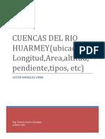 Cuencas de Huarmey