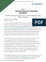 ¿Qué Está Frenando a La Economía Mundial_ _ Economía _ EL PAÍS