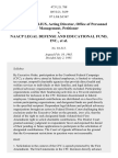 Cornelius v. NAACP Legal Defense & Ed. Fund, Inc., 473 U.S. 788 (1985)
