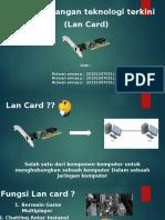 Presentasi Card Lan Dadi (Kurang 1)