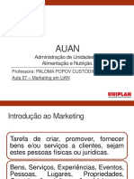 Aula 7 - Marketing Em UAN