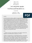 City of Lakewood v. Plain Dealer Publishing Co., 486 U.S. 750 (1988)