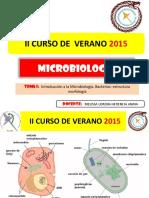Microbiología- Tema 1