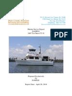 Trawler Sample Report