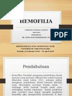 HEMOFILIA ppt