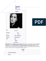 Meg Johnson Wikipedia