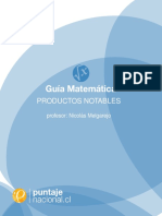 Guia de Productos Notables 2 Medio