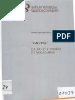 Calculo Y Diseño de voladuras IGME.pdf