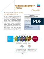 Fire Process Safety Newsletter 4th Quarter 2012