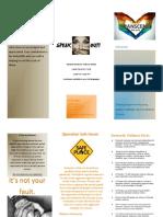 brochuretranscend thelastone