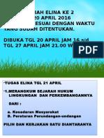 Elina Ke 2-Tgl 20 April 2016