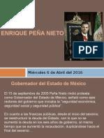 Enrique Peña Nieto- información
