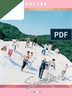 Song Lyric Seventeen – 만세 [Mansae]