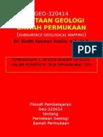 Pembahasan 1 Review Konsep Geologi Dalam Perspektif Tiga Dimensioal 3D