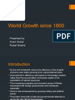 World Growth Presentation