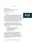 US Department of Justice Civil Rights Division - Letter - tal698