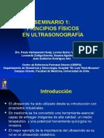 1. Principios físicos en ultrasonografía.
