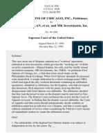 First Options of Chicago, Inc. v. Kaplan, 514 U.S. 938 (1995)