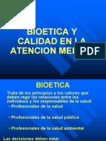 6) Bioetica y Calidad en La Atencion Medica