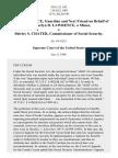 Lawrence v. Chater, 516 U.S. 163 (1996)