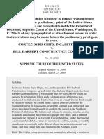 Cortez Byrd Chips, Inc. v. Bill Harbert Constr. Co., 529 U.S. 193 (2000)