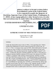 United Dominion Industries, Inc. v. United States, 532 U.S. 822 (2001)