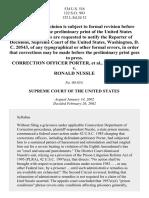 Porter v. Nussle, 534 U.S. 516 (2002)