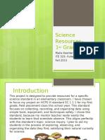 ite323 koehler scienceresources