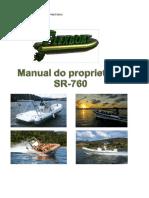 ManualPropFlexboat SR 760 Prov