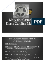 Escalas McCarthy pdf