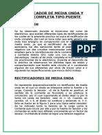 Informe 1 Electronicos 1