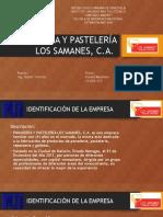 PANADERIA LOS SAMANES