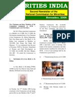 Newsletter November 06